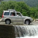 Jeep Mahindra Scorpio