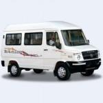 Minibus Tempo Traveller