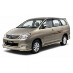 Toyota Innova: Space & Luxury
